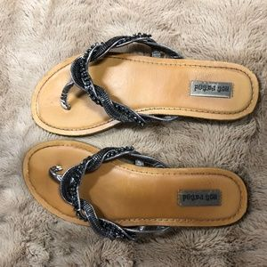 Not Rated Sandal - Size 8